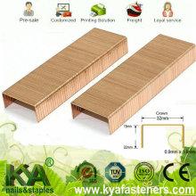 Série 32 Cartucho de cobre que fecha grampos para empacotamento