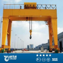 gantry crane with lifting device