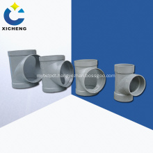 Polypropylene plastic pipe Tee for vent pipe system