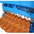 Galvanized Roof Sheet Glazed Tile Making Machine