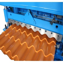 Galvanized Roof Sheet Glazed Tile Making Machine