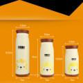 260 ml Garrafa de Vácuo Portátil de Aço Inoxidável Animal Bonito Copo de Vácuo para o Bebê