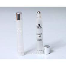 Rouleau de glaçage de 12ml 15ml sur la bouteille en verre