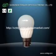 3w G50 led ceramic lamp b22 e27  with Samsung Chip, RA>80(CE&Rohs)