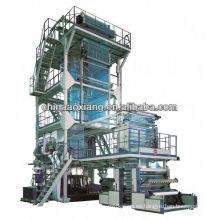 1500 mm utilizaron líneas de extrusión de película soplada en la fábrica de Ruian