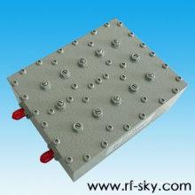 10w (cw) 710-734MHz SMA Rf cavité GSM coaxial filtre