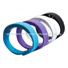 New Bluetooth Waterproof Smart Bracelet with Calorie Counter Sleeping Monitor