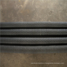 2 Inch Flexible Rubber Oil Resistant Corrugated Rubber Hose Measuring10bar