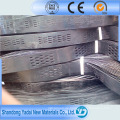 HDPE Geocell für 15cm Höhe des Straßenbetts benutzt für Straßenbau