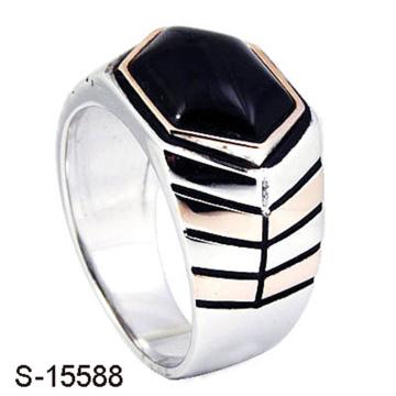 Fabrik maßgeschneiderte Schmuck Ring Silber 925