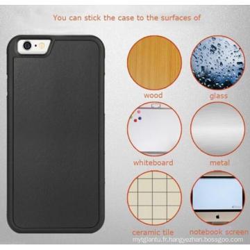 Nano Anti-Gravity Stick Case pour iPhone7 / 6 / 6s