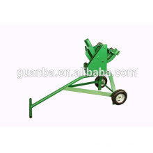 portable manual pipe bender with trammer,easy for transportation