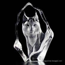 Delicate Handcrafts Geschenk Kristall Tierfiguren