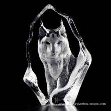 Delicate Handcrafts Gift Crystal Animal Figures