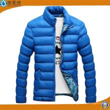 Wholesale Winter Bomber Jacket Fashion Padded Jacket for Man