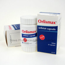 Orlismax Orlistat Capsule Weight Loss Treatment