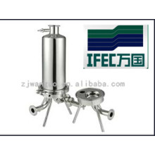 Sanitary Stainless Steel Microporous Filter (IFEC-SF100002)