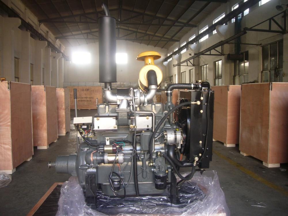 Weichai 48KW Diesel Engine with Clutch
