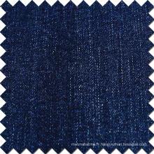 Tissu en élasthanne pour jeans spandex
