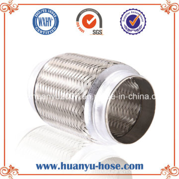 Auto Exhaust Flexible Pipe with Inner Braid