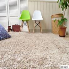 tapis de luxe d'hôtel de décoration de microfiber de luxe