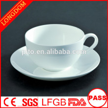 2014 hot sale factory directly porcelain coffee cup set for hotel use