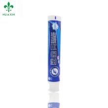 Produto comestível de alumínio dos tubos de dentífrico dos tubos de empacotamento plástico
