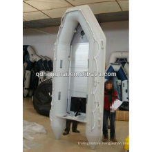 Aluminum Rigid Inflatable Boat PVC or Hypalon