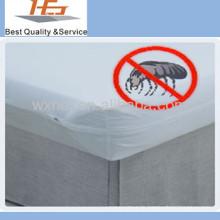 Großverkauf des Fabrikgroßverkaufs preiswerte Hotelbettwanzen-Matratzenabdeckung auf Verkauf