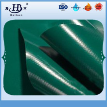PVC knife coated tarpaulin fabric in defferent colors