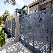 Architectural Decorative Laser Cut Fencing Panels