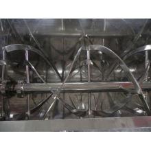 Misturador horizontal da fita da série 2017 de WLDH, misturadores da pá dos SS para a venda, sólidos e líquidos de mistura horizontais