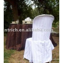 Paño de tabla y cubierta de la silla