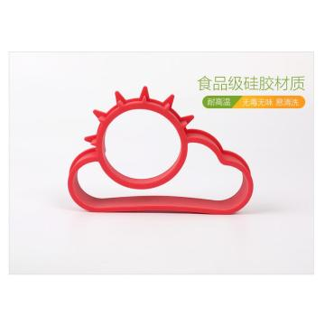 Morning Sun Silicone Ring Mold Fried Eggs