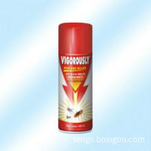 400ml strong and effective insecticide spray