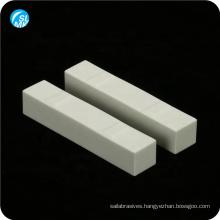 high heat resistance steatite ceramic resistor parts cement ceramic boat
