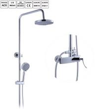 новый латунь ванной душ комплект дождь душ головы набор