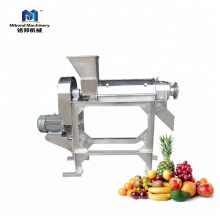 China Manufacture Fruit Pulper / Mango Juice Pulping Machine / Fruit Jam Making Machine