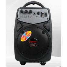 Много Цвет Малый портативный мини-динамик с SD/FM-радио/USB на 2 квартал
