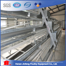 High Quality 3-4 Tiers Poulty Farm Equipment Pullet Chicen Cage