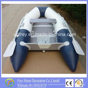 Ce fournisseur de la Chine pour le bateau de course sportive, bateau gonflable en PVC