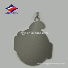 Metal personalizado de la medalla del recuerdo de la aleación del cinc con la cinta