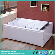 2016 New Luxury LED Jacuzzi Massage Bathtub (TLP-672)
