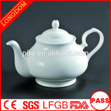 2015 New design European style unique porcelain coffee pot teapot