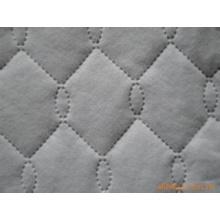 Capa de poliéster colchas/cama estofando ultra-sônica
