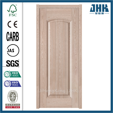 JHK Veneer Molded Wooden Flash Door Brazil Flush