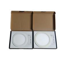 Warmes Weiß 18 12 Watt Runder LED-Panel-Licht