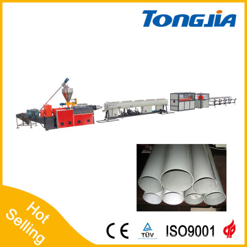 Qualified Automatic Plastic Rigid PVC Pipe Production Line (Tongjia Brande)