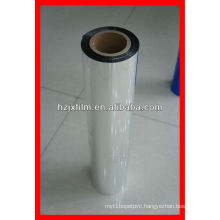 pet coating acrylic chemical treated film