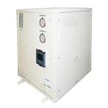 Bomba de calor à terra dos sistemas de aquecimento e refrigeração